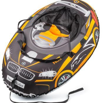 Small Rider Snow Car Black-Orange_result
